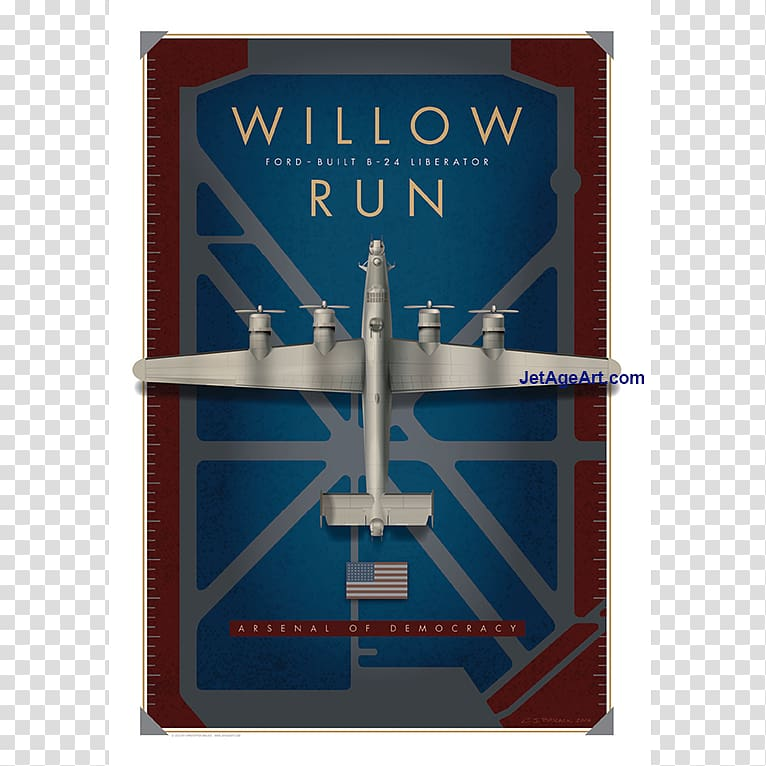 Willow Run Airport Consolidated B.