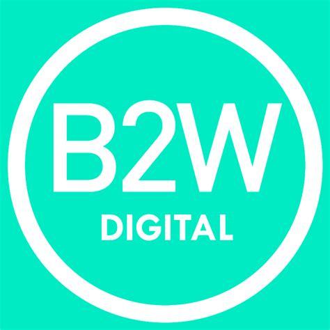 B2w Logos.