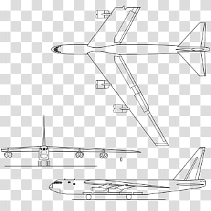 Stratofortress transparent background PNG cliparts free.