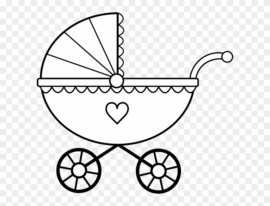 Baby Clipart Black And White 19 Black And White Ba.