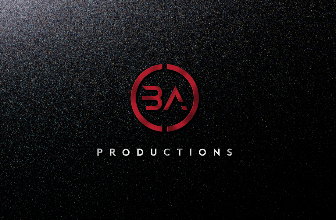 Masculine, Serious, Camera Logo Design for BA Productions by.