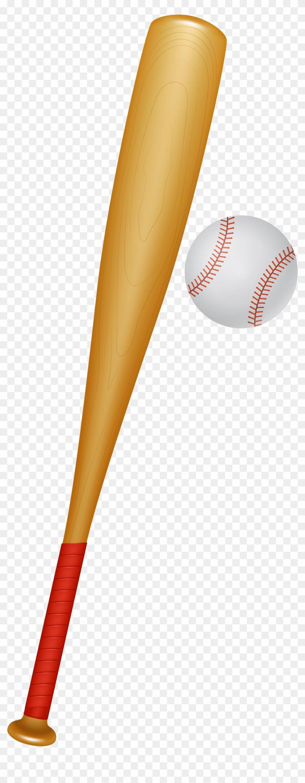 Baseball Bat Png Clipart Image.