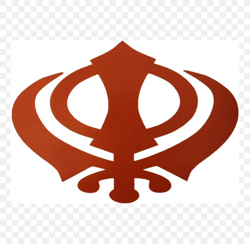India Khanda Sticker Decal Sikhism, PNG, 800x800px, India.