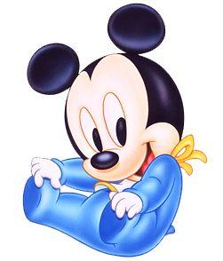 Disney Babies Clip Art.