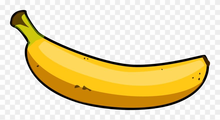 Banana Clip Art Background.