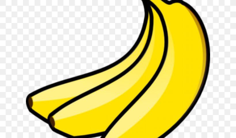 Clip Art Vector Graphics Image Banana, PNG, 640x480px.