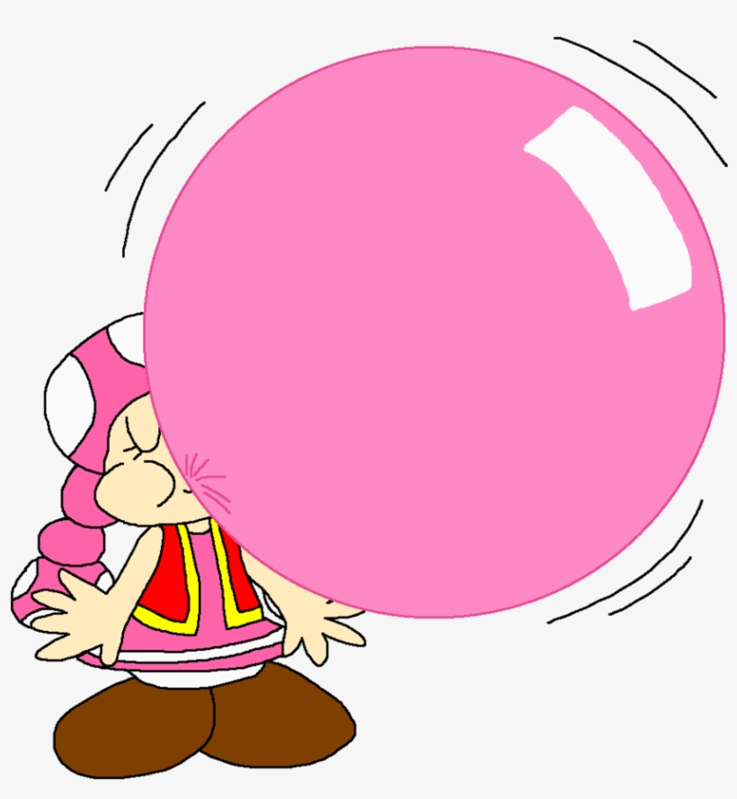 Chewing Gum Clipart Babble.