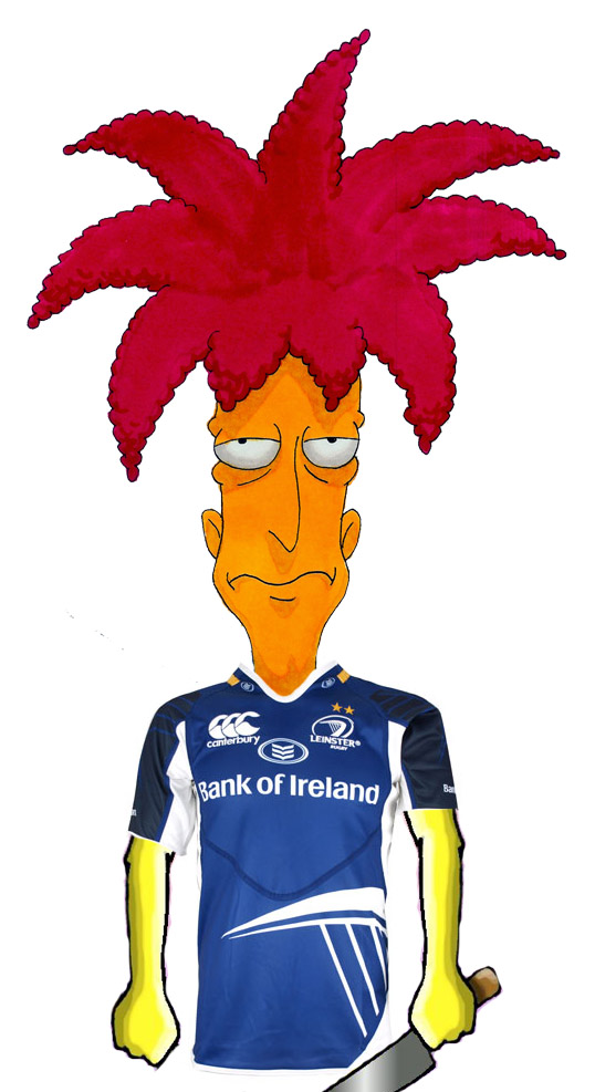 Babbling Brook, The Leinsterfans Supporters Forum ??? View.