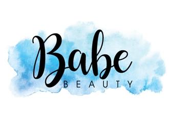 Babe logo design.