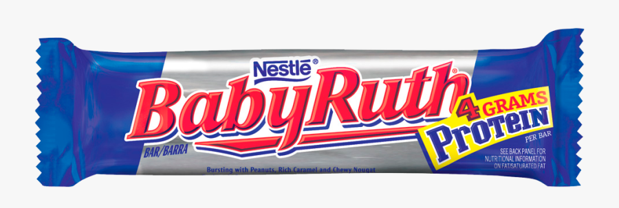 Baby Ruth Candy Bar Png.