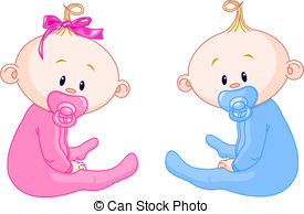 Two babies Clip Art Vector and Illustration. 2,630 Two babies.