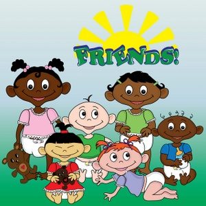 Diverse babies of different races and ethnicities.