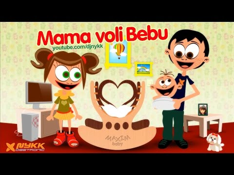 Mama Voli Bebu (Mommy Loves Baby) Lullaby Song for Parents.