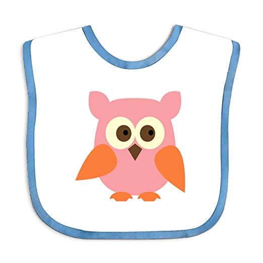 Amazon.com: Summer Owl Clipart Baby Bibs for Babies.