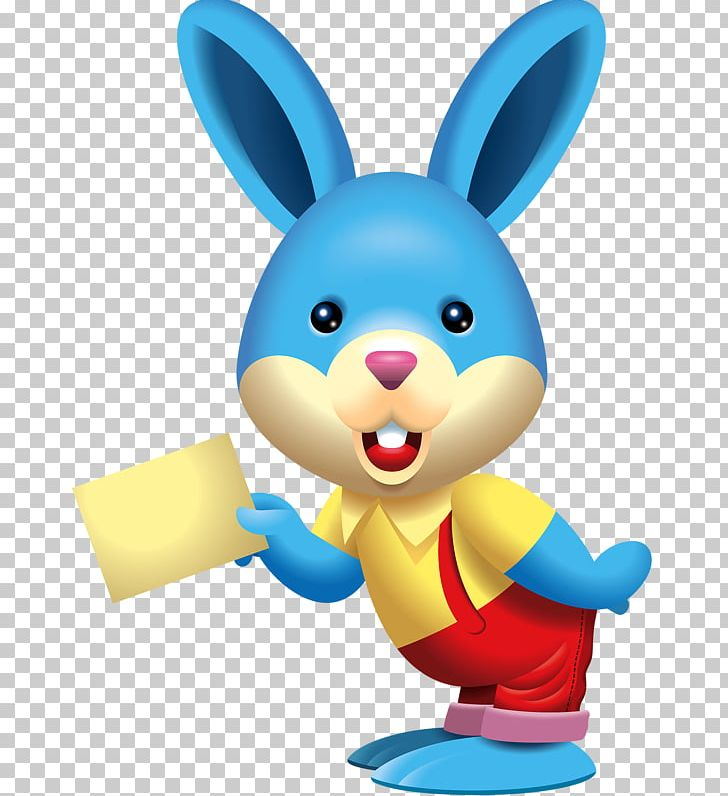 Easter Bunny Easter Fun For Babies Rabbit Easter Egg PNG.