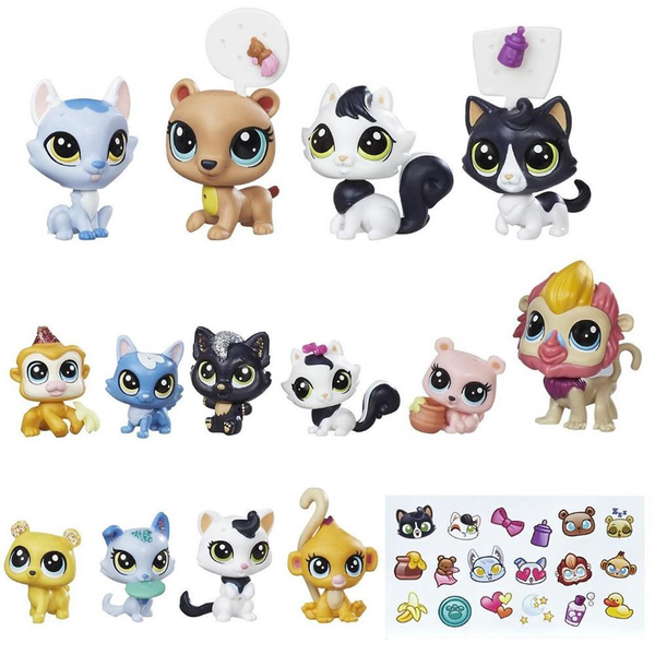 Littlest Pet Shop Family Pet Collection #319.