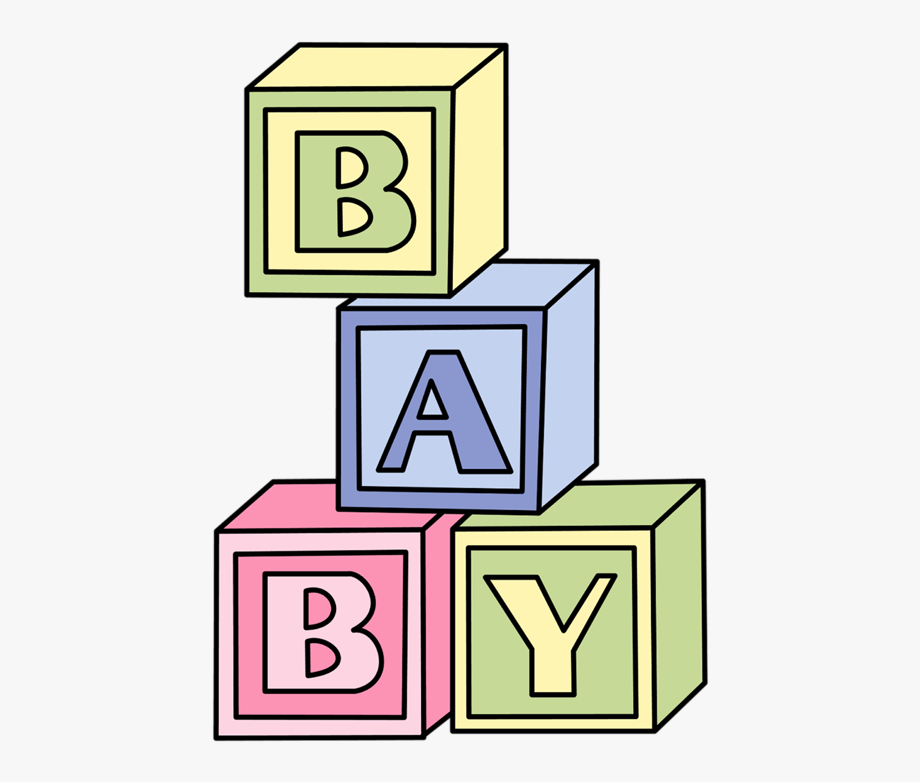 Baby Blocks Png.