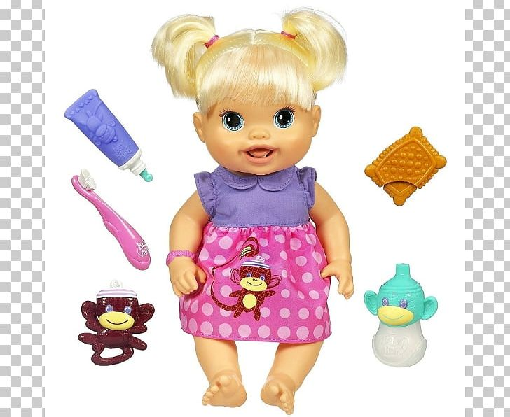 Baby Alive Baby\'s New Teeth Doll Infant Baby Alive PNG.