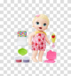 Baby Alive transparent background PNG cliparts free download.