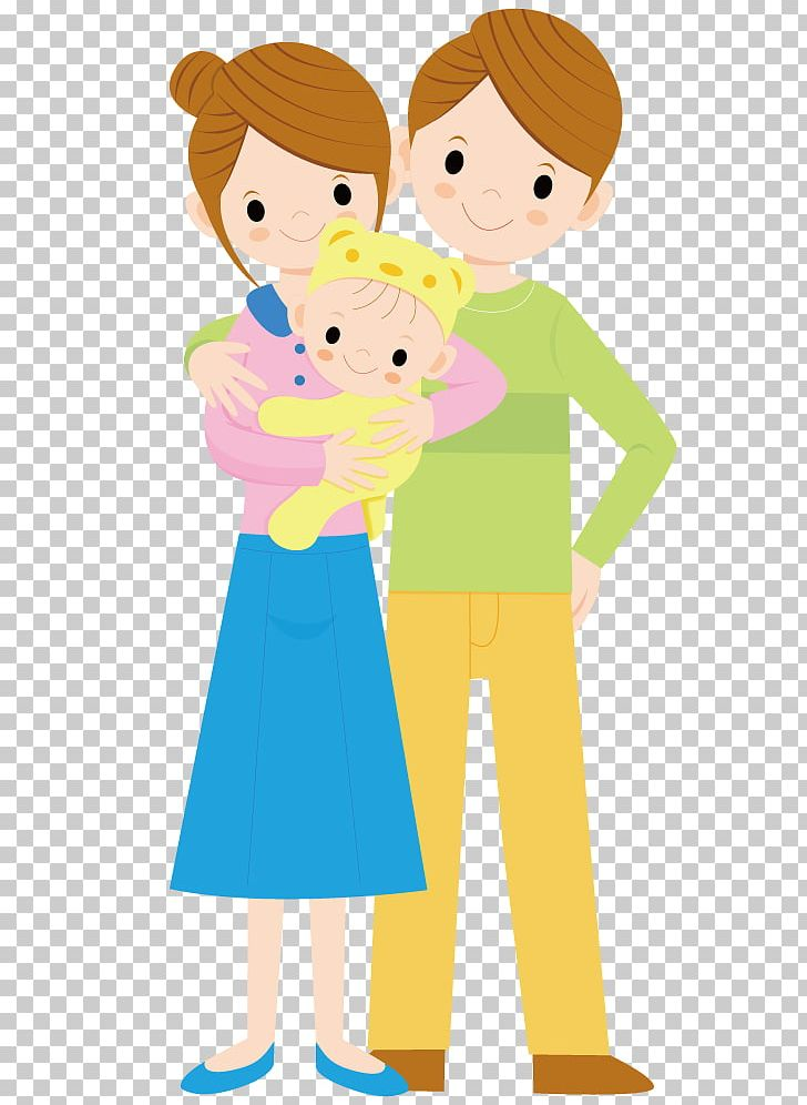 Mother Family Illustration PNG, Clipart, Baby, Boy, Cartoon.