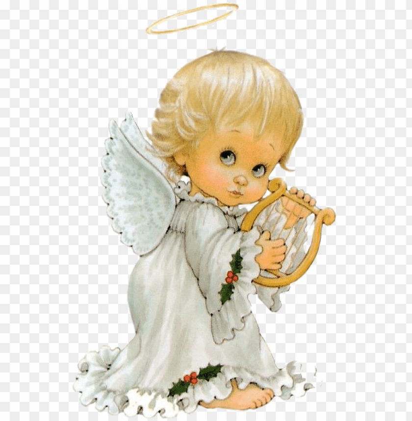 baby angel transparent image.