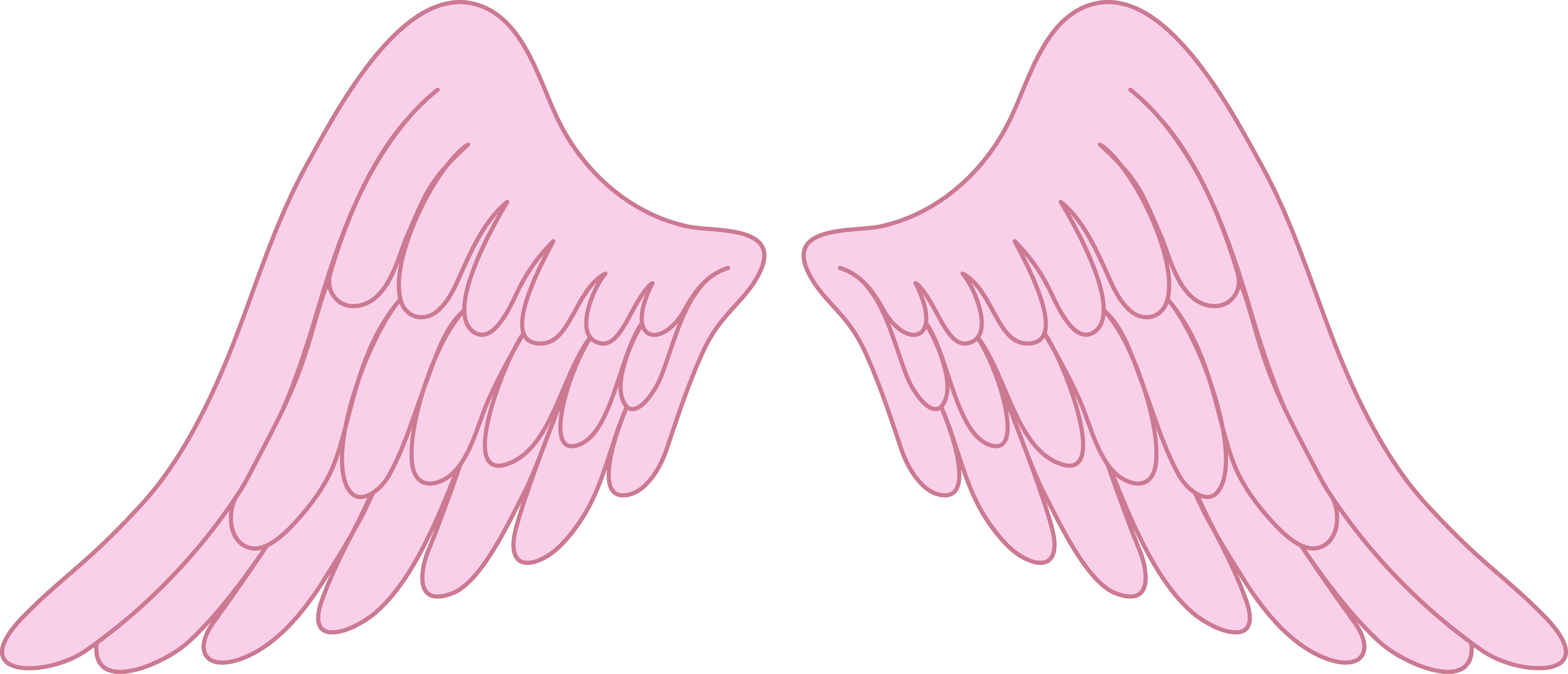 Baby Angel Wings Clip Art in 2019.