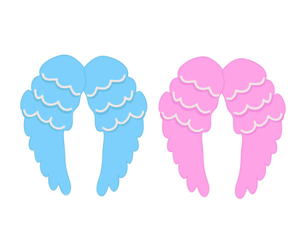 Best Baby Angels In Heaven Illustrations, Royalty.