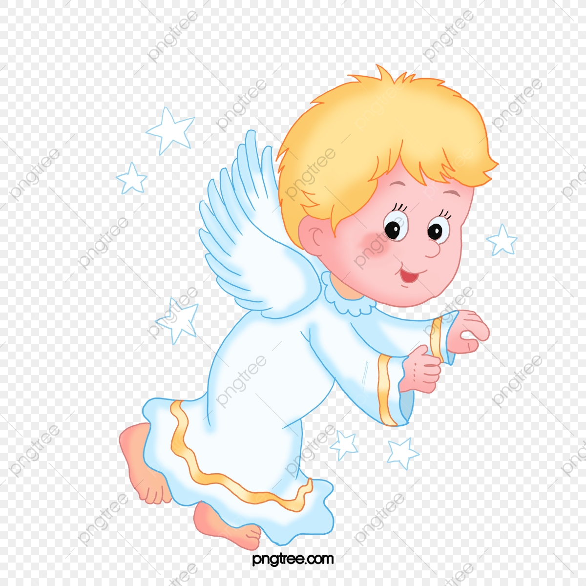 Angel Baby, Angel Clipart, Baby Clipart, Child PNG Transparent.