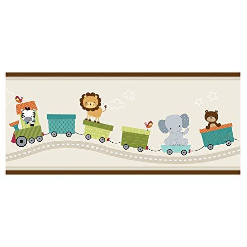 Baby Animal Wallpaper Borders: Amazon.com.