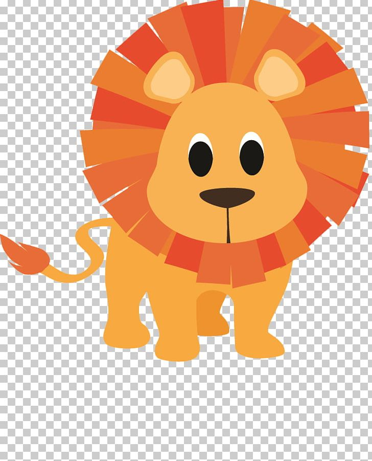 Baby Jungle Animals Lion Cartoon Drawing PNG, Clipart.