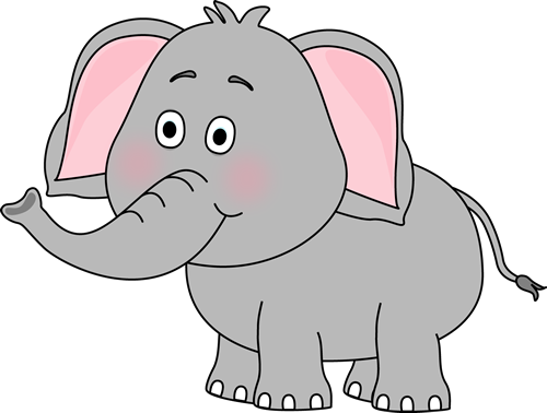 Cute Baby Animals Clip Art.