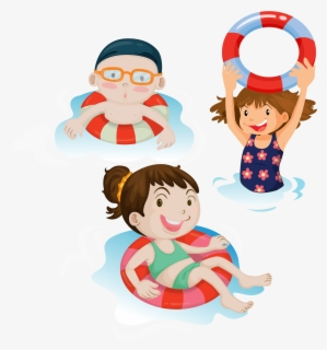 Free Swimming Clip Art with No Background.