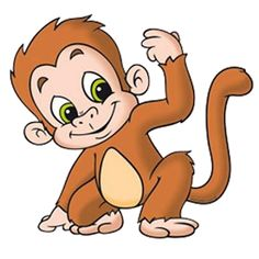 Free Monkey Clip Art Pictures.