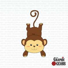 Cartoon, Black and Monkey on Pinterest.