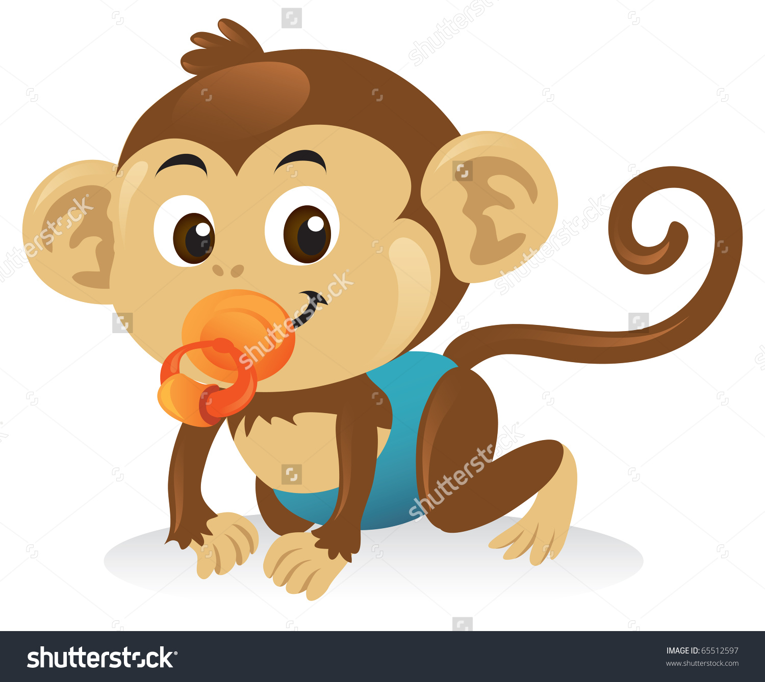 monkey clipart #monkey_face.