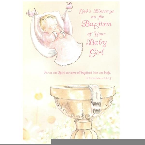 Catholic Baptism Clipart Free.