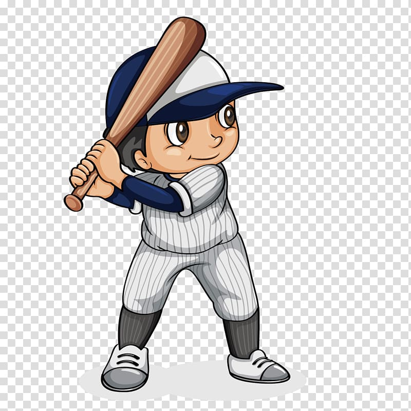 Child , baseball transparent background PNG clipart.