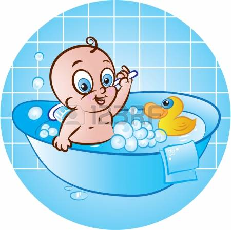 965 Baby Bathtub Cliparts, Stock Vector And Royalty Free Baby.