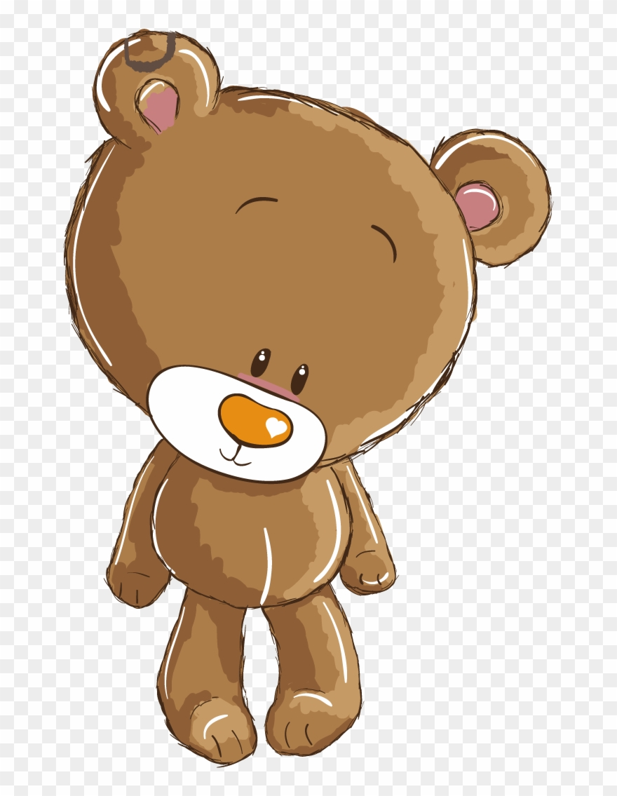 Infant Clipart Baby Brown.