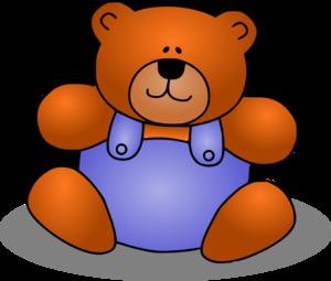 Teddy Bear Clip Art at Clker.com.