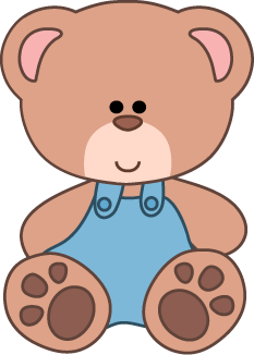 Free Teddy Bear Clip Art Pictures.