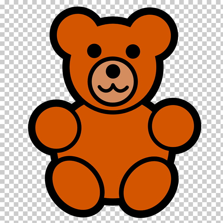 Teddy bear Polar bear , Teddybear Face s PNG clipart.