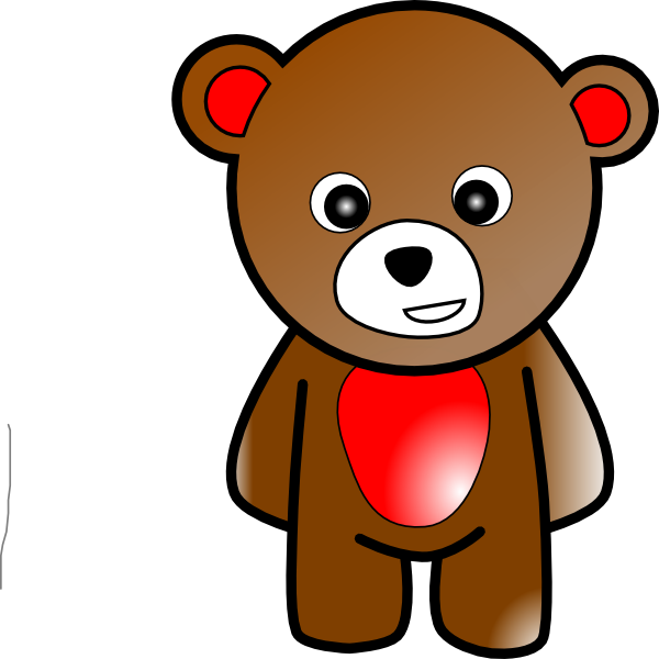 Bear 2 Clip Art.