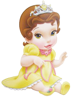 Belle clipart baby belle, Belle baby belle Transparent FREE.