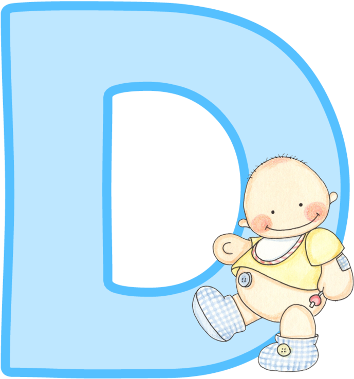 Baby Letters, Baby Clip Art, Baby Belly, Decoupage.