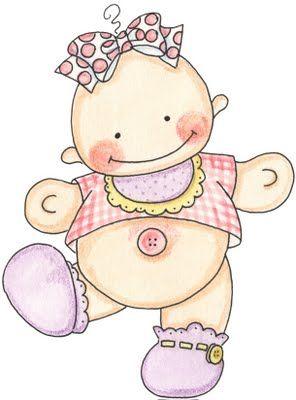 Borboleta Azul: Belly Button Babies.