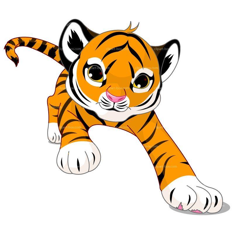 tiger clipart.