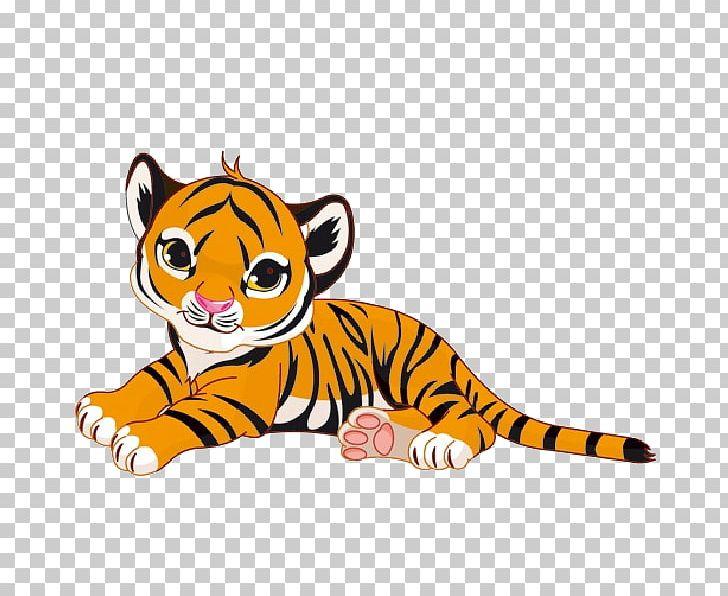 Drawing PNG, Clipart, Baby Tiger, Bengal Tiger, Big Cats.
