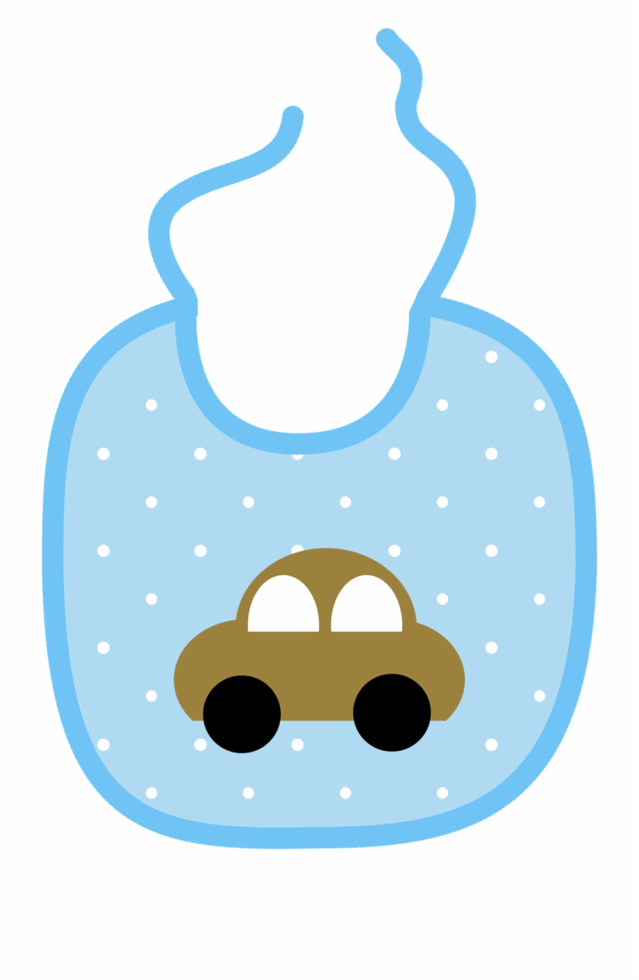 Freeuse Stock Baby In Blanket Clipart Bib Clipart.