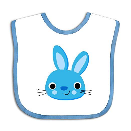 Amazon.com: Png Rabbit Face Cute Bib.